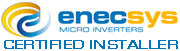 Enecsys Micro-Inverter Certified Installer
